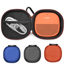 2019 New Bluethooth Speaker Cover Case For Bose SoundLink Micro Speaker Fits For Plug&Cables Pouch Box Storage Strap Zipper Bag