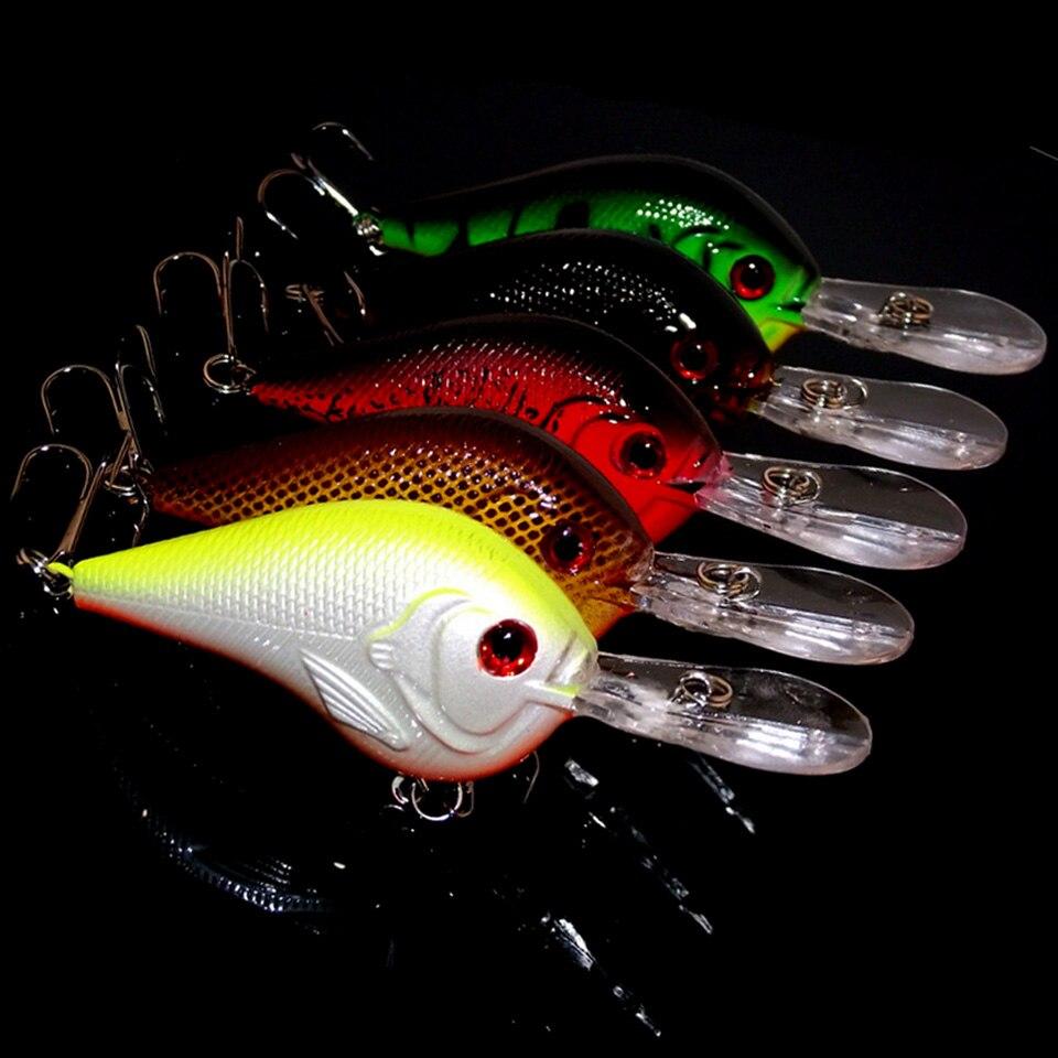52 pcs lote iscas de pesca mista 01
