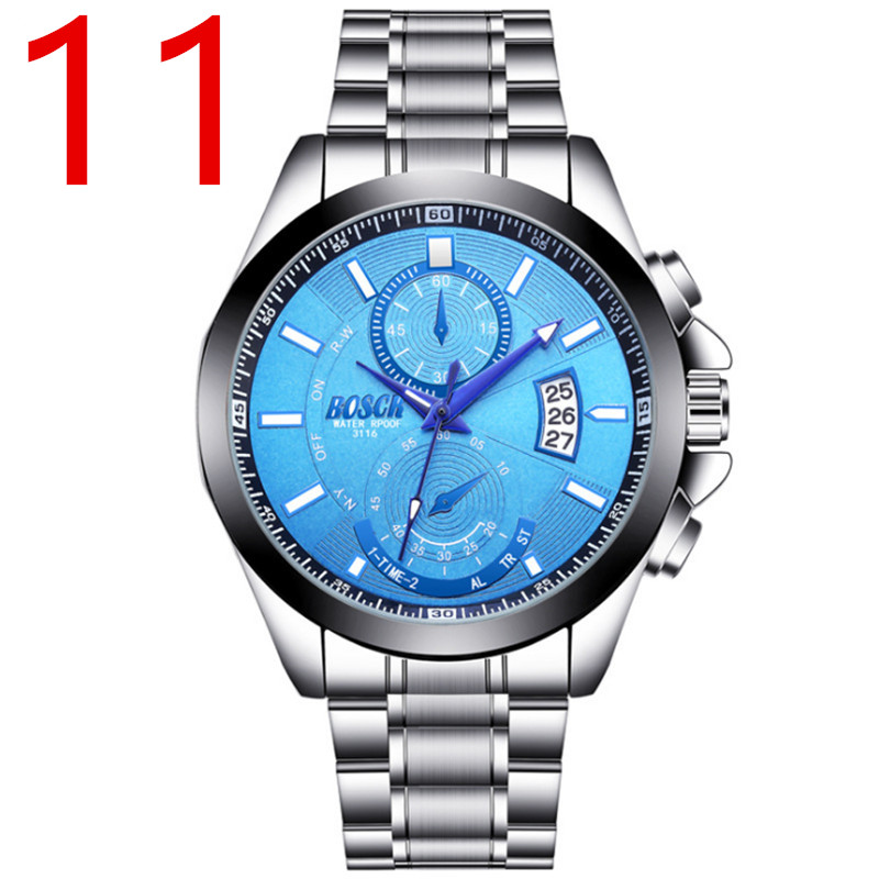 In 2018, new men quartz watch, high-quality outdoor sports men's wristwatch strap, fashion business watch, male.33 business casual fashion watch features diamond dial strip of male and female students in outdoor sports with retro lovers watch