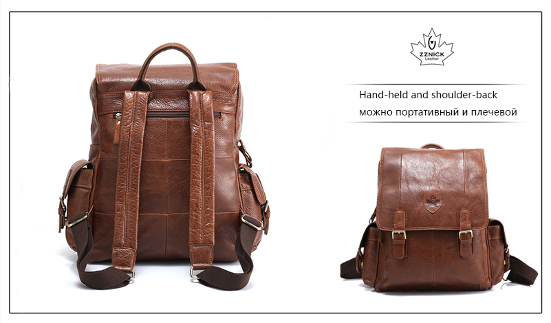 Cheap men backpack casual