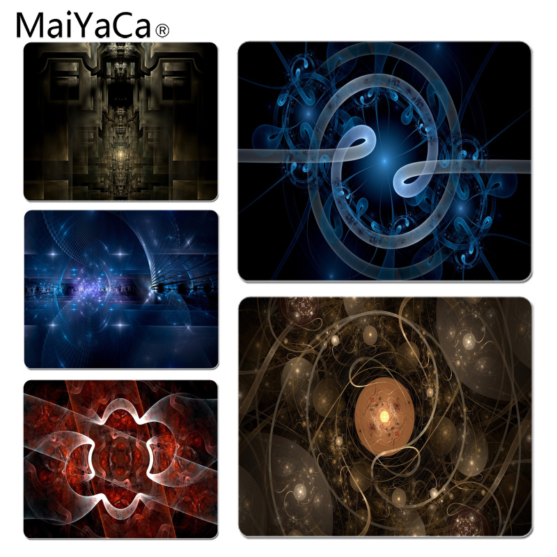 MaiYaCa Cool New Beautifully Abstract gamer play mats Mousepad Size for 180x220x2mm and 250x290x2mm Rubber Mousemats