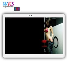 4G LTE 10 inch tablet PC Android 7 0 octa core RAM 4GB ROM 64GB 1920