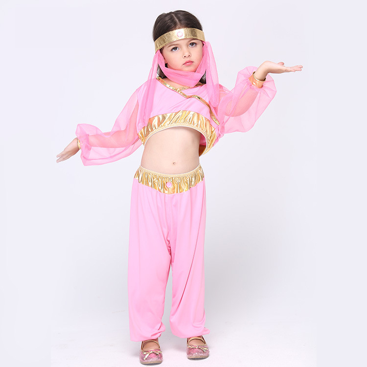 Baby Girl Indian Halloween Costumes