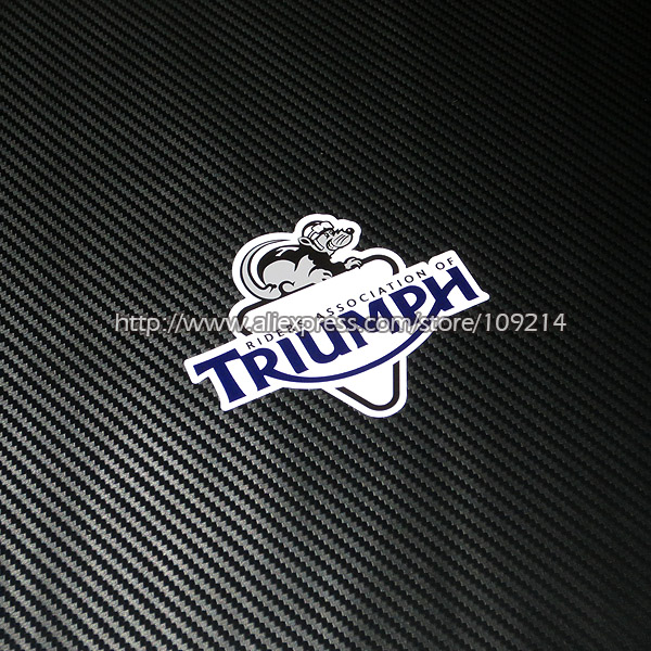 Popular Triumph Decal Buy Cheap Triumph Decal Lots From