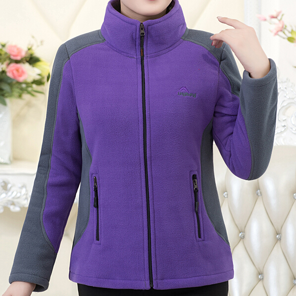 Online Buy Wholesale fleece ladies jackets from China fleece ...