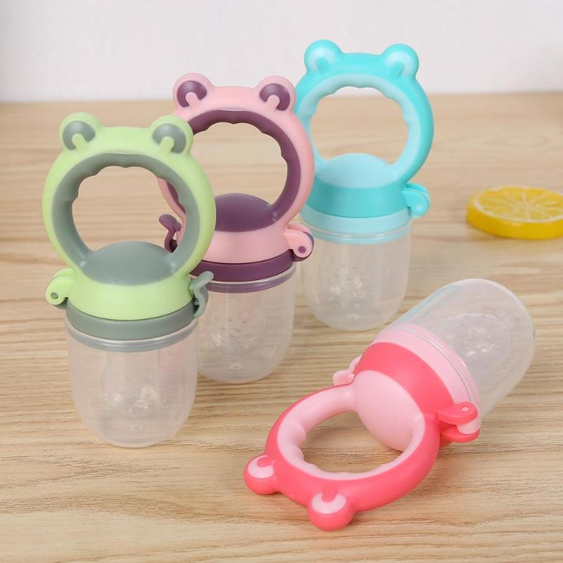 Baby Feeding Nipple Pacifier Nutrition Fruit Newborn Food Bite Supplies Take Care Of Baby Solid Food Feeding