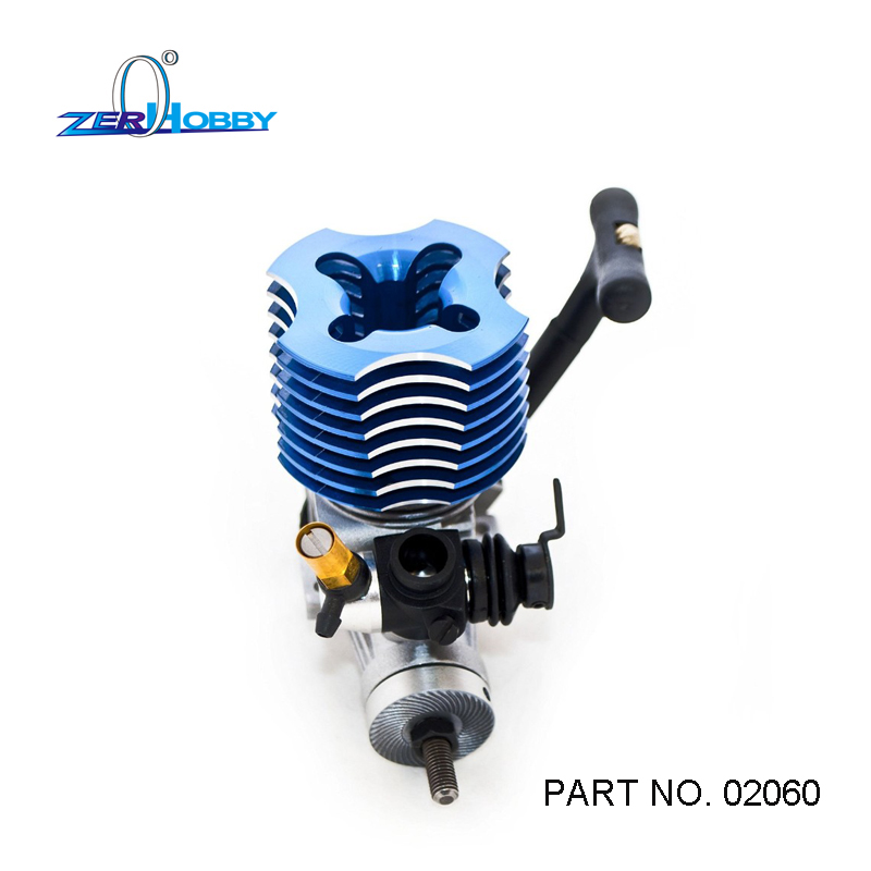 rc car parts SH 18cxp engine for hsp 1/10 nitro gasoline rc car series (part no. SH18CXP) aluminum water cool flange fits 26 29cc qj zenoah rcmk cy gas engine for rc boat