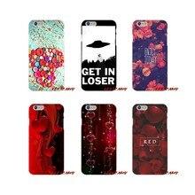 f865a001fc3 Hipster Polka Dot coche amor corazón rojo para iPhone X XR XS MAX 4 4S 5 5S  5C SE 6 6 s 7 8 Plus accesorios funda de teléfono