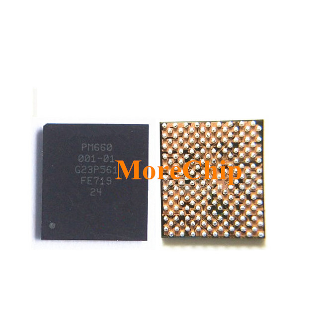 PM660 For Redmi Note5 Power IC PM Chip PM660 001-01 10pcs/lot