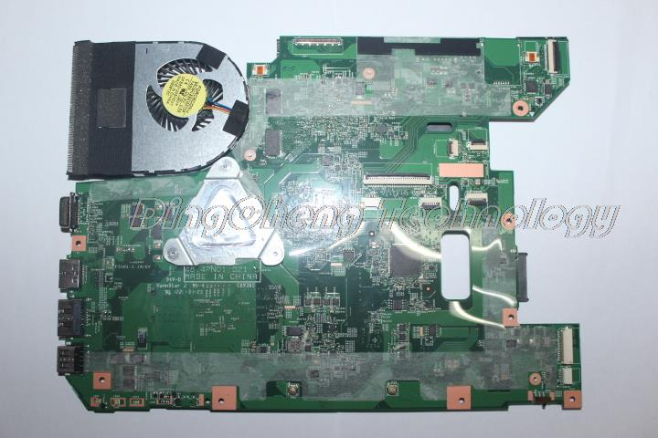 SHELI laptop Motherboard/mainboard for Lenovo B575 48.4PN01.021 for AMD cpu with integrated graphics card 100% tested Fully sheli laptop motherboard mainboard for lenovo e46 e46g with integrated graphics card ddr3 100