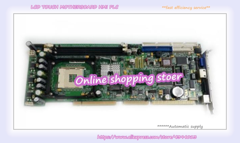 Industrial computer equipment motherboard SBC-4203AN With CPU memory original and p5 6x86 sbc ver g5 586 cpu high quality