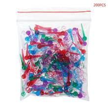 200 шт пластиковые безопасные штифты для изготовления платьев