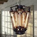 American Iron jahrgang industrielle Hängen lampen anhänger led leuchten für home nordic anhänger leuchten loft stil hängenden Pendelleuchten    -