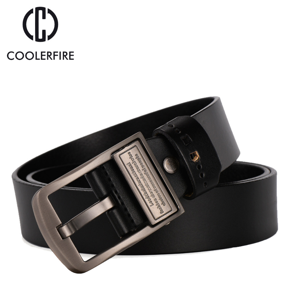 2019 men genuine leather luxury strap male belts for men buckle fancy vintage jeans cintos masculinos ceinture homme HQ018 in Men 39 s Belts from Apparel Accessories