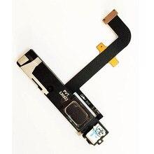 New For Lenovo K900 Dock Connector USB Charger Port Loudspeaker Headphone Flex Cable with inner loud speaker module