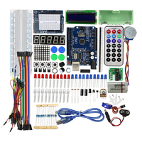 Free Shipping Updated Version Starter Learning Kit / Starter Kit for arduino Compatible with UNO