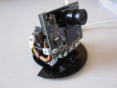 Pixy CMUcam5 Sensor Pan Tilt for Pixy Visual Sensor Terrace Support
