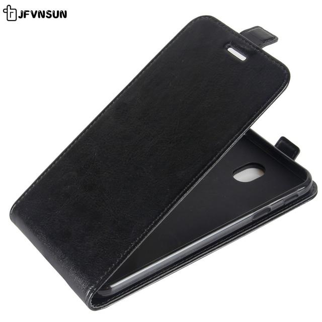 2fd6da1674d For Samsung J5 2017 Case Vertical Leather Flip Case for SAMSUNG Galaxy J5  2017 J5 Pro J530 Cover Magnetic Wallet Card Slot Cases