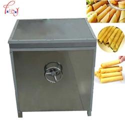 Commercial egg rolls machine egg waffle maker gas type Crispy Fried egg roll maker 1pc