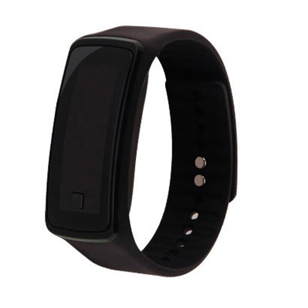 Fashion Silicone Gel Children Kids LED Digital Wrist Watch Lightweight Sports Bracelet Clock Unisex Men Women Wristband