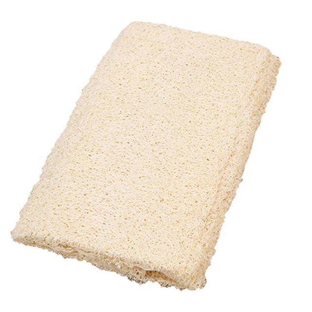 Esfoliante Loofah Towl Bagno di Spugna Cleaner Wipe Scrubber Corpo Fiore