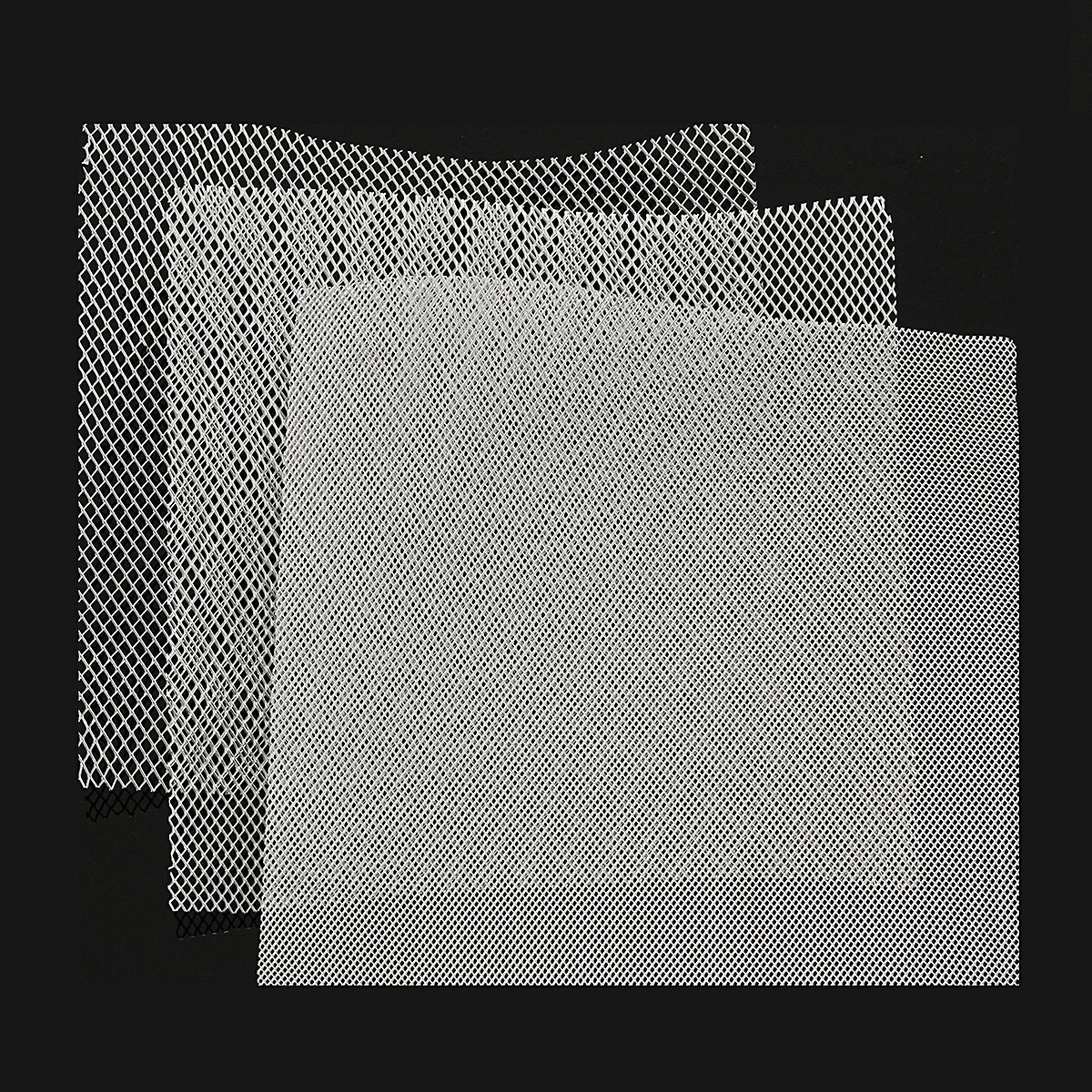 Aluminium Modelling Mesh Fine Medium And Coarse Appox 25cm By 20cm Sheets алмазный брусок двусторонний extra fine fine hardcoat™ 1200 mesh 9 micron 600 mesh 25 micron dmt w8ef h wb
