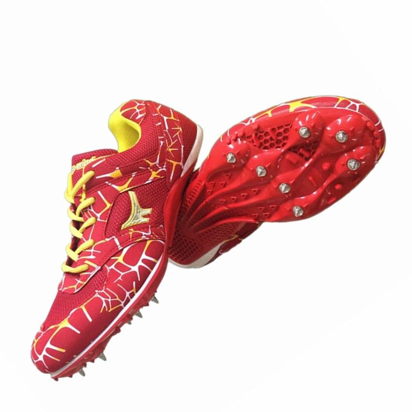 GOGORUNS мужская уличная спортивная sprint шипы мальчик студентов экзамен отслеживать и поле ногтей обувь Бег кроссовки мужские