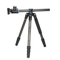 Benro GC168TV1 углеродного волокна штатив монопод для Камера штатив с ballHead 4 раздел Максимальная нагрузка 14 кг