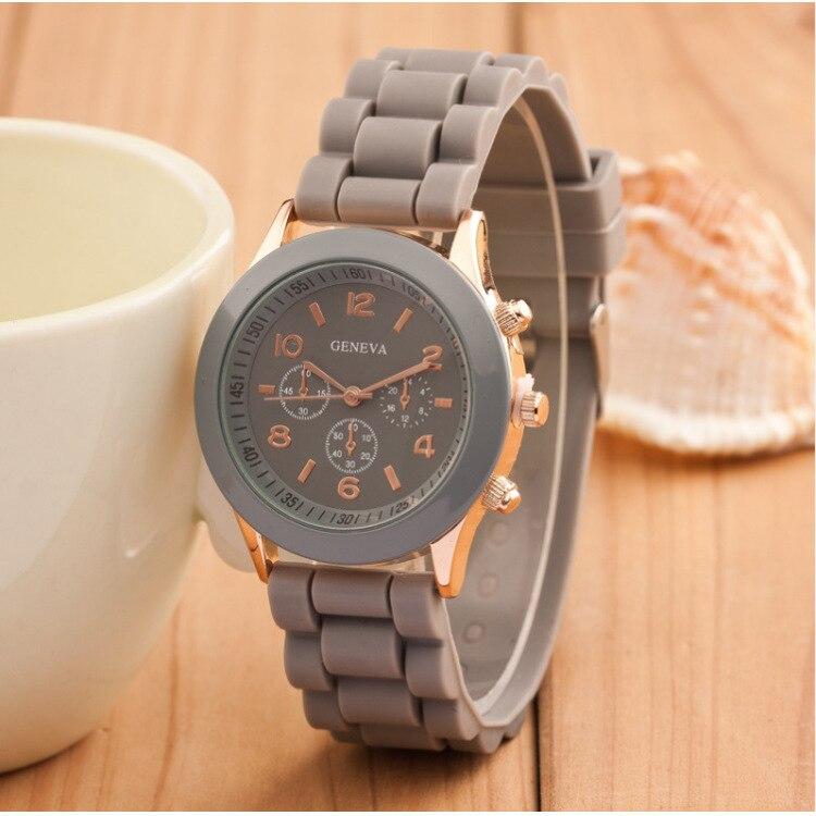 NEW Luxury Brand Silicone quartz watch women men ladies fashion bracelt wrist watch relogio feminino masculino Clock