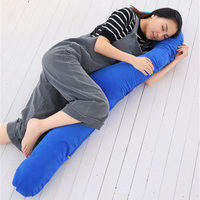Fancytrader Health Good Sleep Sea Horse Plush Pillow Large Soft Stuffed Cushion Like Boyfriend Warm Hug for Girls Gift