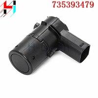 (10 pcs) Sensor De Estacionamento PDC OEM 735393479 DO Reverso DO CARRO Para Fiat Lancia Alfa Romeo 735429755 46802909 156027152 602376 51755060