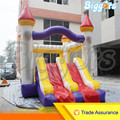 Free Sea Shipping Inflatable Commercial Bounce House Bouncy Castle Castillos Inflables With Double Slide