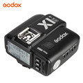 Godox X1T-N TTL 1/8000s HSS 2 4G беспроводной триггерный передатчик вспышки для Nikon DSLR камер
