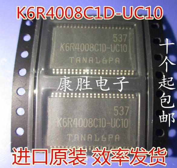 IC K6R4008C1D-UI10 K6R4008C1D SAMSUNG  NEW