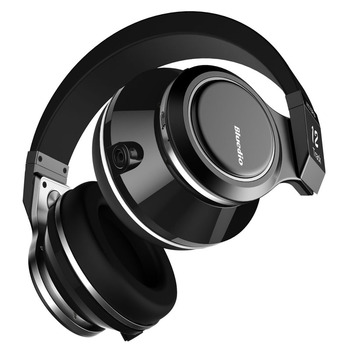 Bluedio V (Victory) High-End Wireless Bluetooth headphones PPS12 drivers Smart Touch Design over the earphones with microphone 1