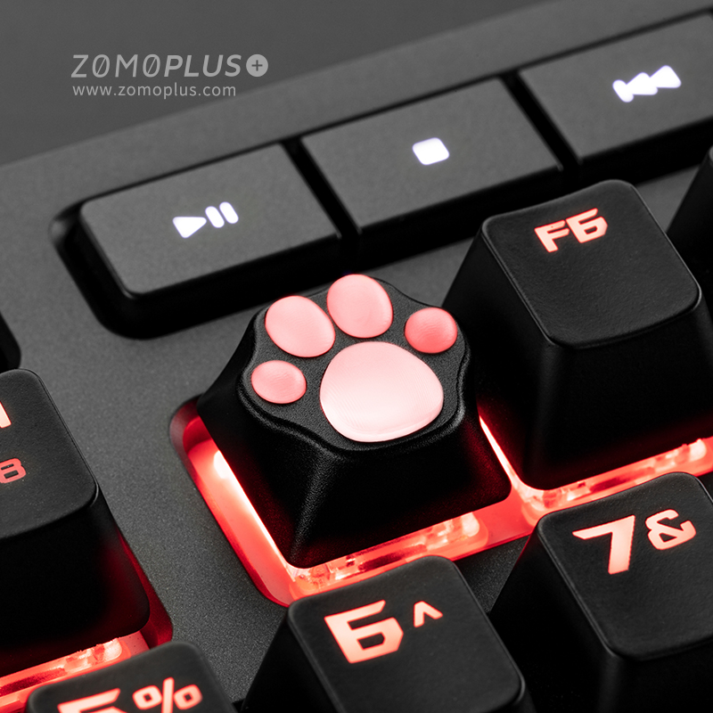Body, Keycap, Switches, Zomo, Silicone, Cherry