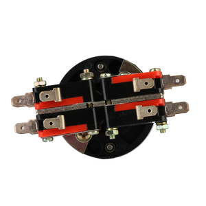 Image 5 - Joystick Switch 4NO4NC 4 Position 30mm Momentary Rocker Switch Spring Return Monolever Cross Inductrial Wobble Stick Switch