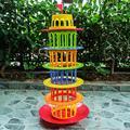 Fly AC Toy-Balance Pisa Tower игровая игрушка забавная семейная Вечеринка игра для возраста 5 и выше