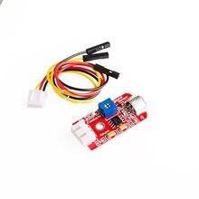Free Ship 30pc For building blocks sound sensor with analog sensors MIC  for arduino with free DuPont line analog sound sensor