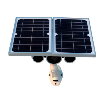4G FDD LTE Solar Powered 1080P Bullet IP Camera with Night Vision Live Image Video Monitoring Recording by Free Android  iOS APP 2
