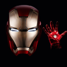 Cosplay LED Iron Iron