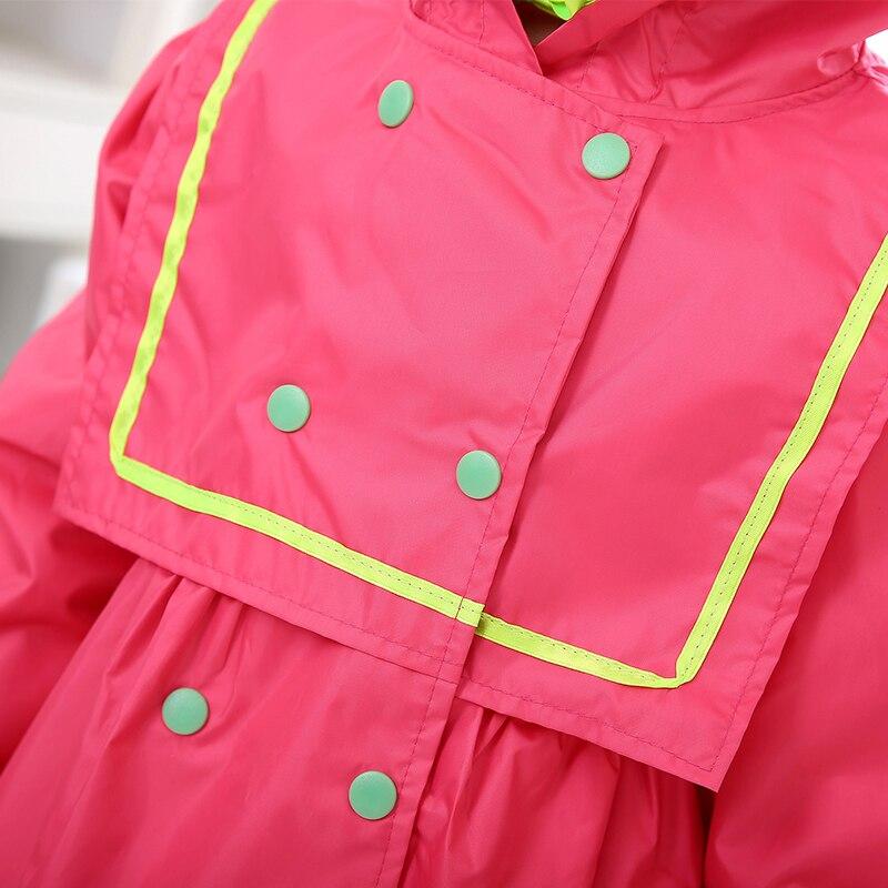 Kids Children 39 s Raincoat Rain Coat Poncho Jackets Rainsuit Outdoor Rainwear For Children Chubasqueros capa de chuva in Raincoats from Home amp Garden