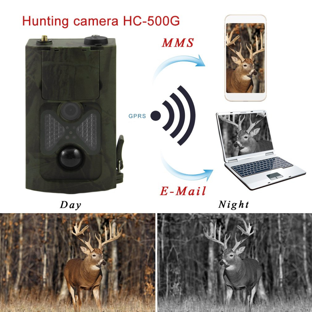 12MP SMS Control 3G GPRS MMS HD Hunting Camera Newest Model HC500G Top Quality simcom 5360 module 3g modem bulk sms sending and receiving simcom 3g module support imei change