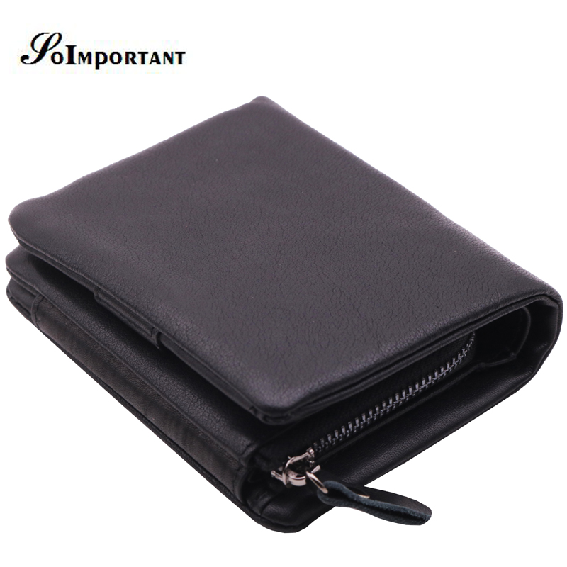 Fashion Purse Women Wallets Female Genuine Leather Small Wallet Coin Purse Trifold Luxury Womens Wallet Zipper Short Mini Walet otherchic genuine leather women short wallets sheep skin small soft trifold wallet purse wallet female purses money clip 6n12 39