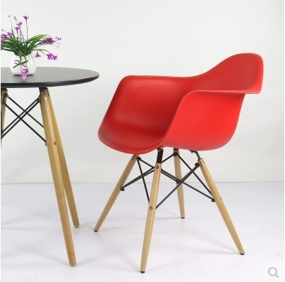 New Arrival Modern Style Designer Chair With Arms Free Shipping