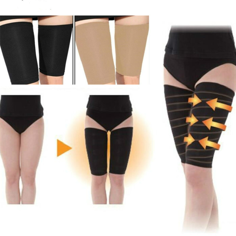 2Pc Weight Loss Calories Off Slim Arm Leg Shaper Fitness Leg Thin Shaper Burn Fat Socks Slimming Wraps Arm Shaper Face Lift Tool