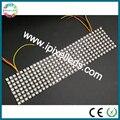 WS2812B гибкий матричный Внутренний светодиодный рекламный Мини светодиодный дисплей