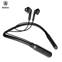 BASEUS S16 Professional In Ear Bluetooth Earphone High fidelity Sound Quality Metal Heavy Bass Music Wireless Earphone for phone