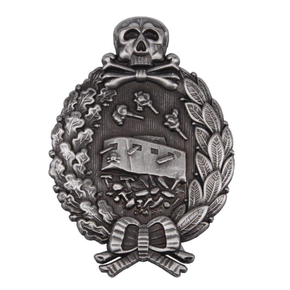 WWI GERMAN PANZER TANK BADGE - 36322