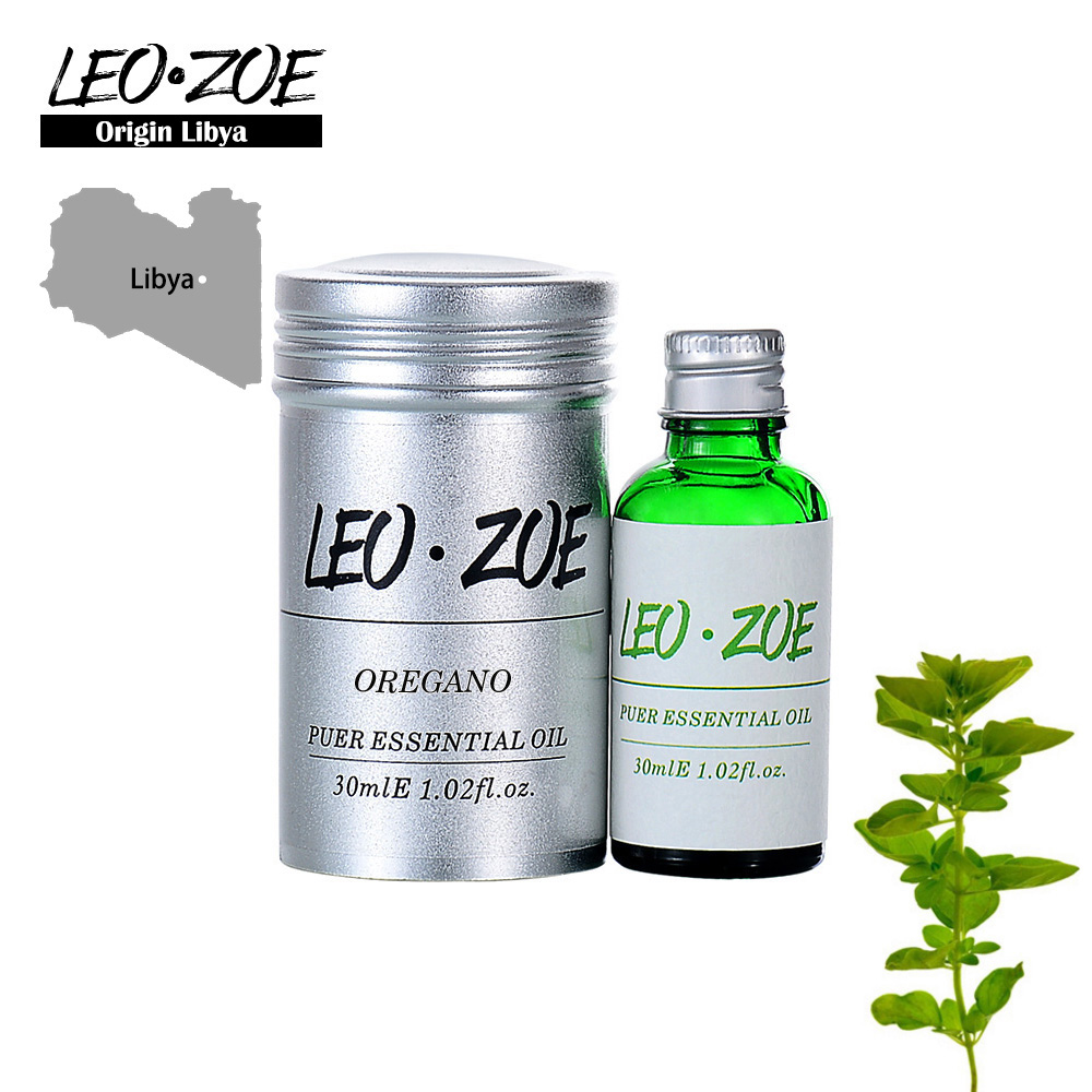 Well-Known Brand LEOZOE Oregano Essential Oil Certificate Of Origin Libya Authentication High Quality Oregano Oil 30ML leozoe oregano essential oil certificate of origin libya authentication high quality oregano oil 100ml etherische olie